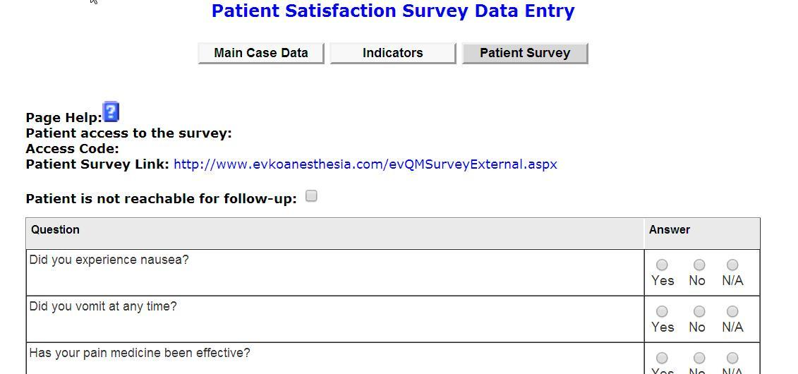 Evko  Satisfaction Survey